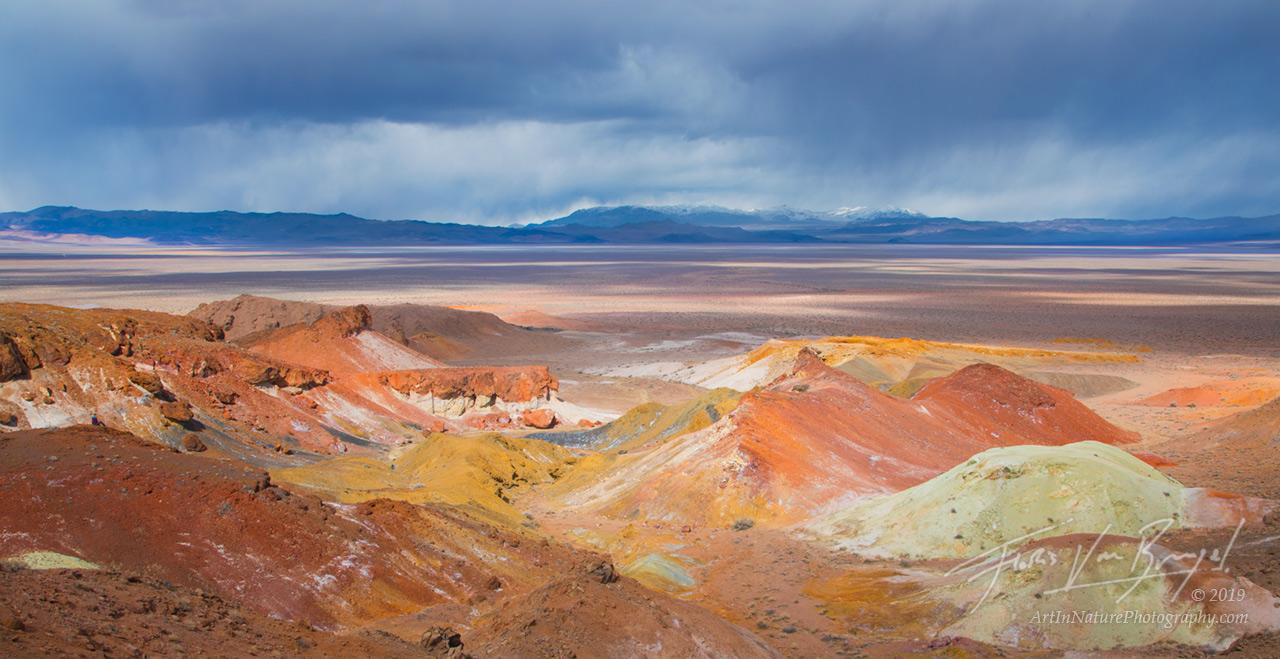 deserts, nevada, colors, tuff, monte cristo range,