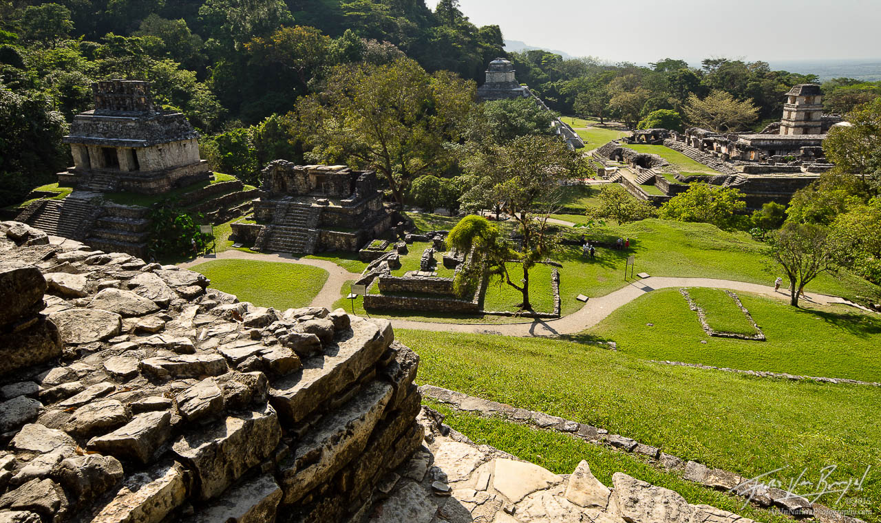 Palenque Maya Ruins, Chiapas, Mexico, photo
