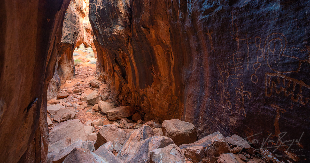 petroglyphs, sandstone, canyons, nevada, gold butte