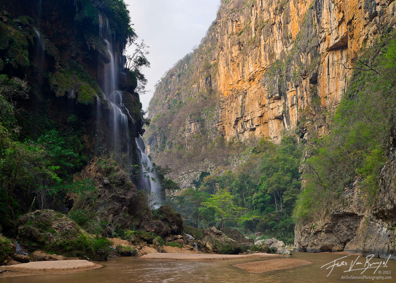 Rio la Venta, Chiapas, Mexico, photo