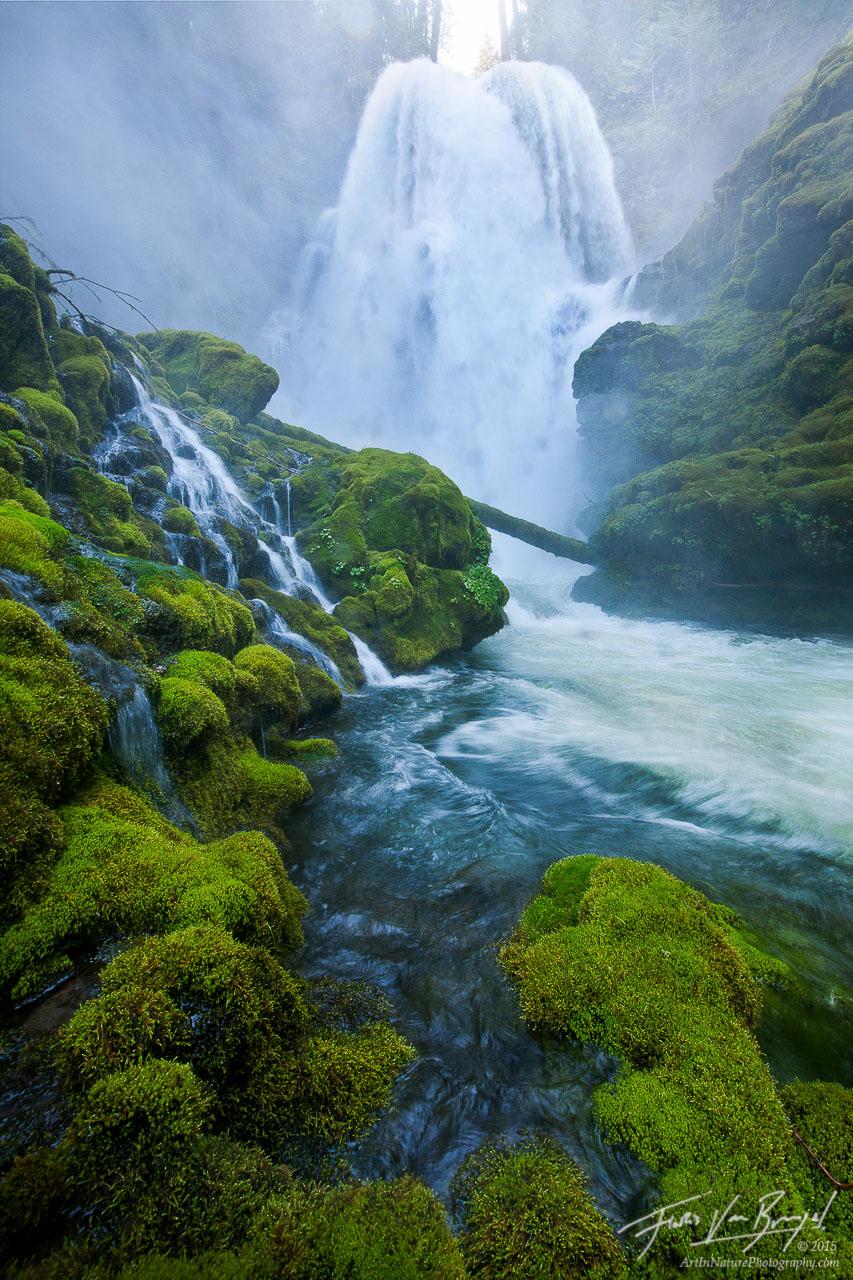 Rush Creek, Gifford Pinchot, Washington, photo