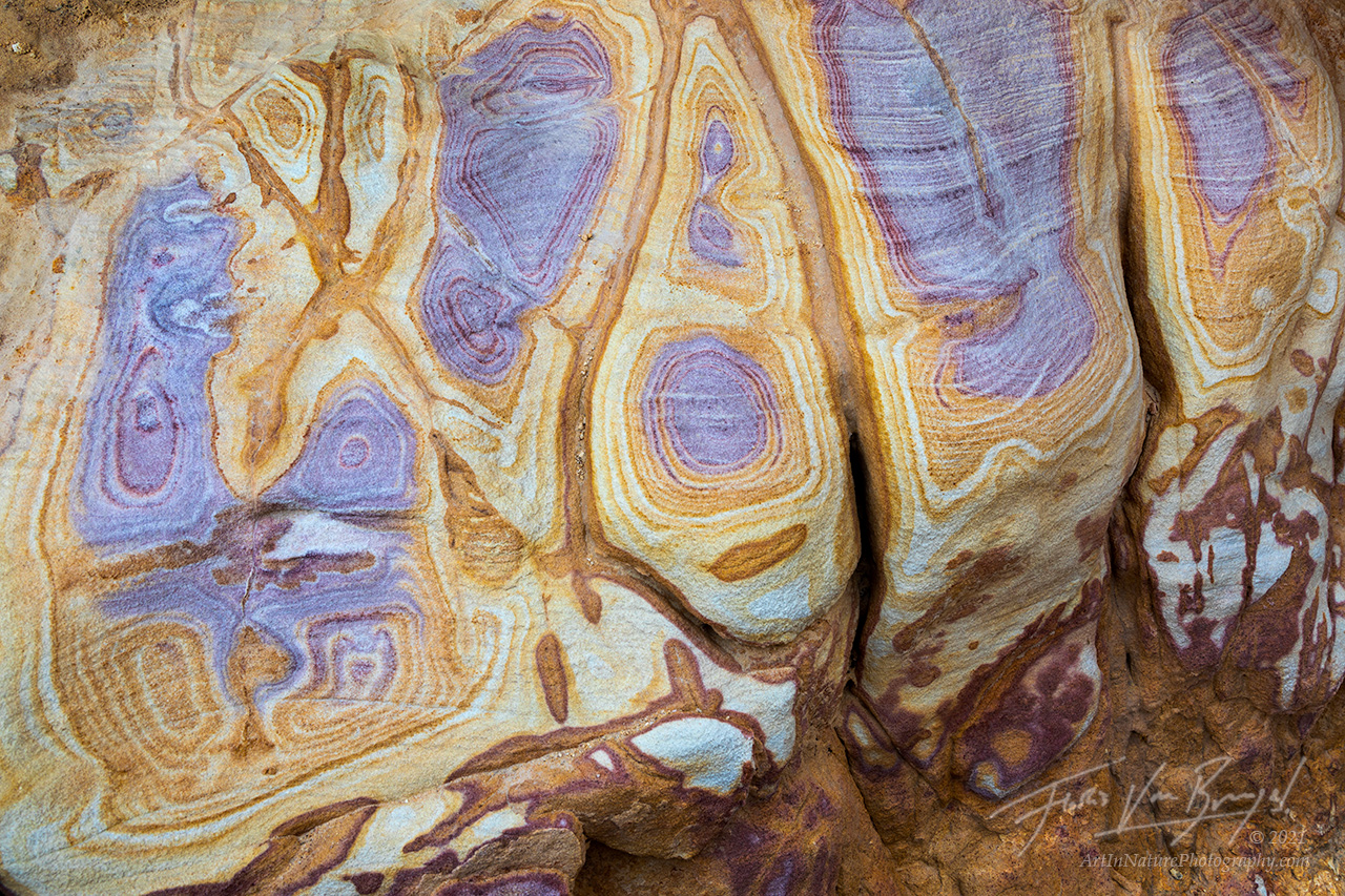 abstract, sandstone, nevada