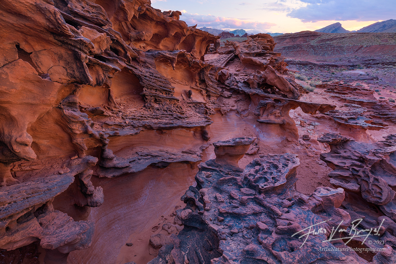 sandstone, gold butte, deserts, photo