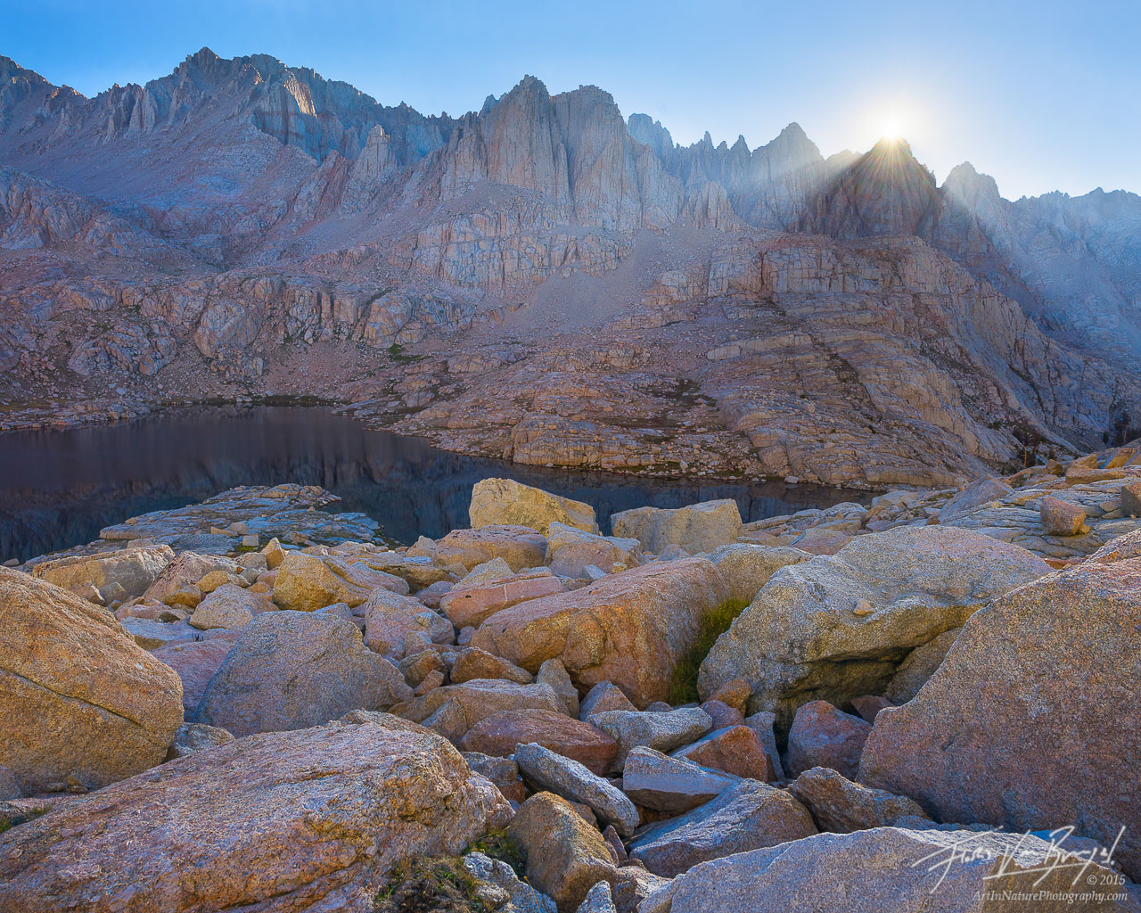 Sierra Crest, Sunshine, Granite, photo