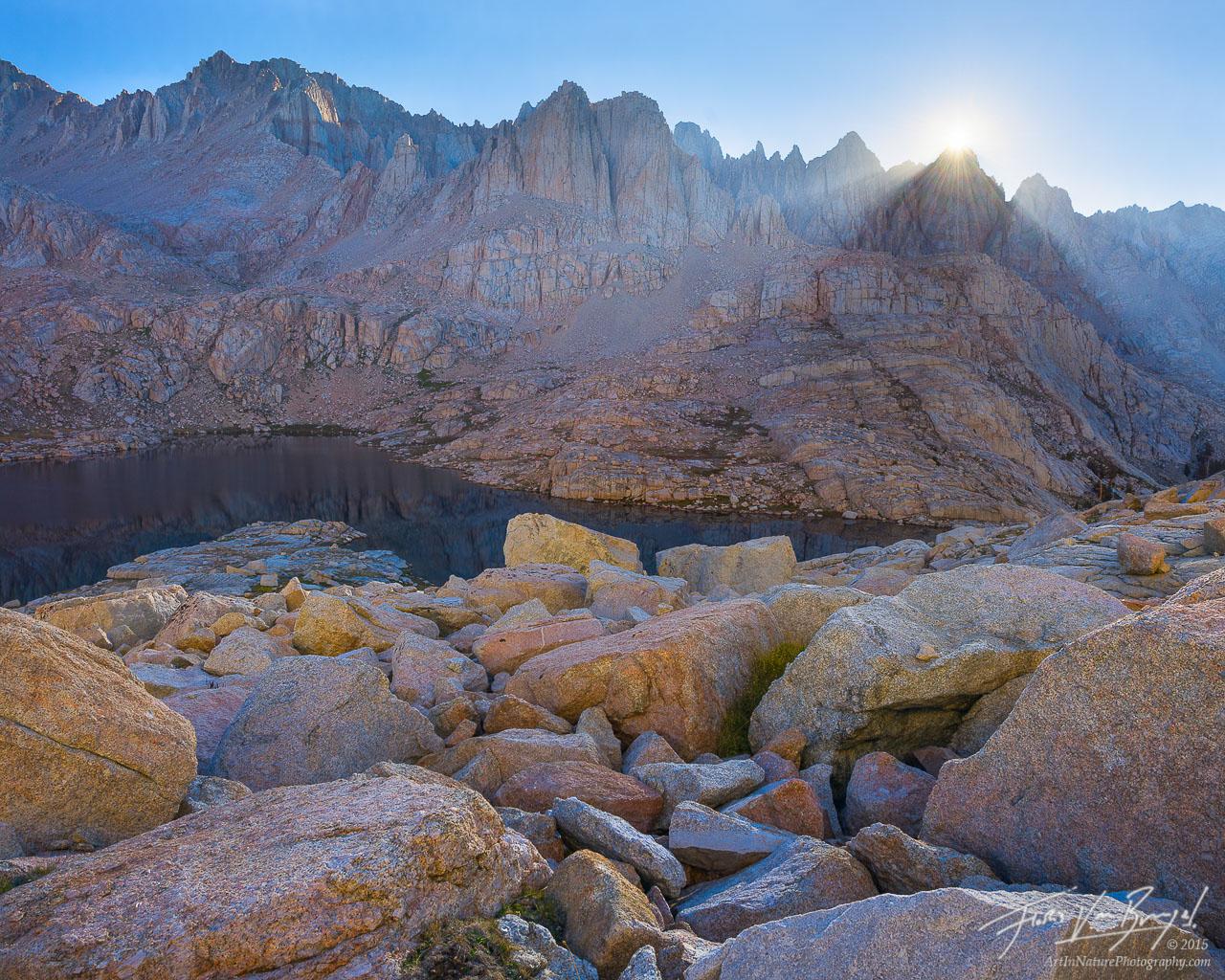 Sierra Crest, Sunshine, Granite, photo