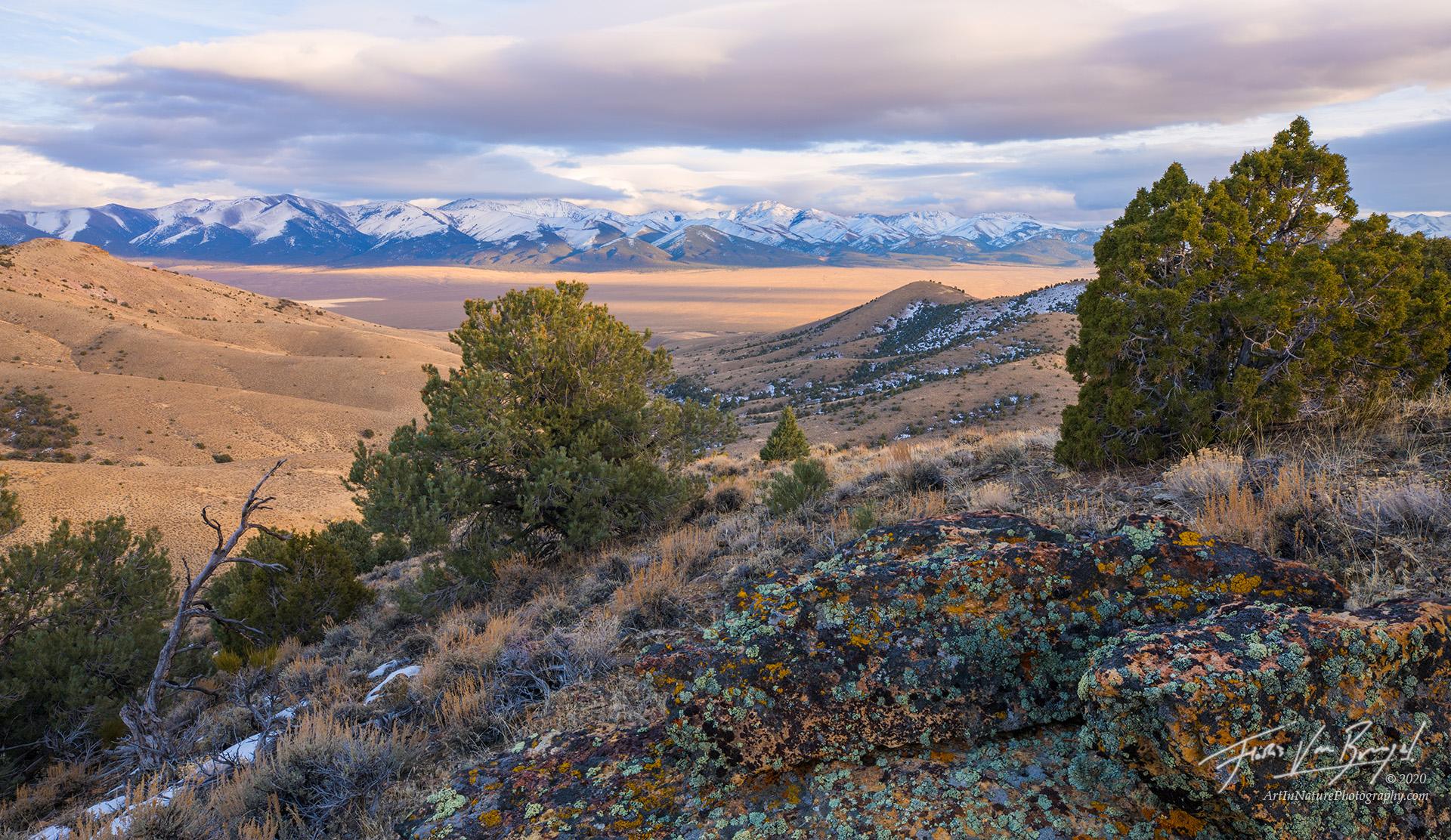 nevada, open spaces, warm, mountains, deserts, photo