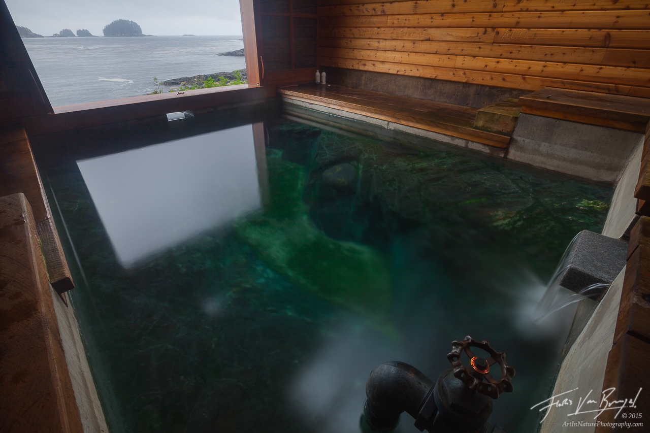 White Sulphur Hotsprings, Chichagof Island, Southeast Alaska, photo